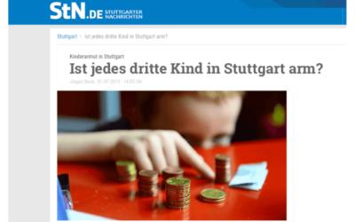 Kinderarmut in Stuttgart