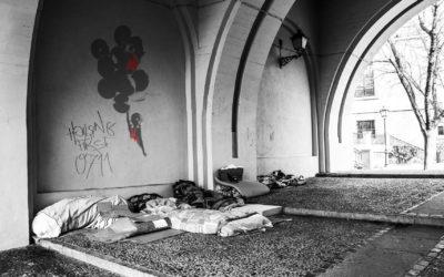 Wohnraum für heimat-obdachlose Jugendliche und junge Erwachsene schaffen