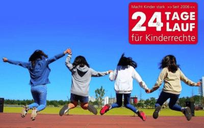 24 Tage Lauf für Kinderrechte