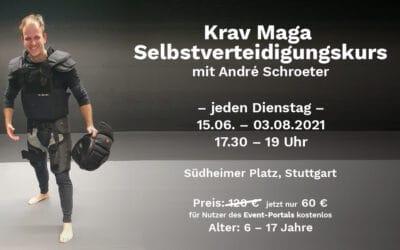Krav Maga – Tolles Angebot für die Kids